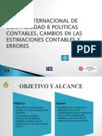 Niif2011-Nic 08 Politicas Contables