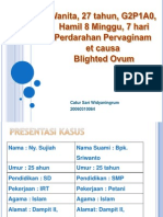 Presentasi Kasus Blighted oVUM _ SARI.ppt