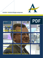 Biotecnologia y Empresa Mayo2012