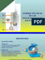 Normas Técnicas de IDAP
