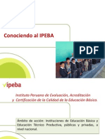 Mapas de Progreso - General Ipeba