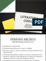 LITERATURA GIREGA