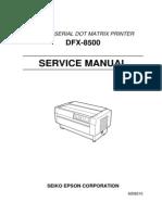 Epson DFX-8500 Service Manual.pdf
