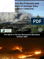 Ciolek Torrello California Wildfires Power Point Presentation