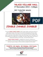 Jingle Jangle Jungle