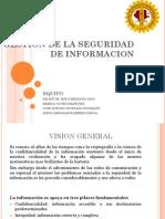 Gestion de La Seguridad de Informacion