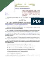 Lei 12527-2011 Acesso as Informacoes Publicas