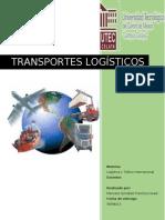 Transportes logisticos