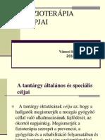 1. Fizioterápia alapjai 2010..ppt
