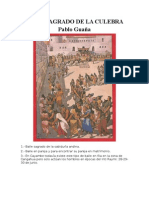 Danza de la culebra - Pablo Guaña