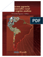 Caratula Reforma Agraria