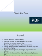 Topic 6 - Play