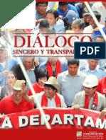 N° 17 - DIALOGO SINCERO Y TRANSPARENTE