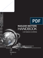 The NUCLEAR MATTERS HANDBOOK  / EXPANDED EDITION