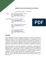 TEL031 Evaluación del desempeño de una PBX soportada en software libre