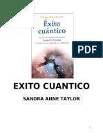 Exito Cuantico SandraAnneTaylor