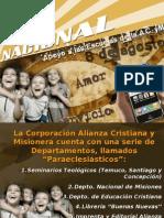 JORNADA NACIONAL ESCUELAS