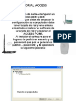 17760602 Configuracion Access Point