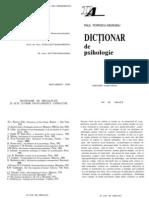 7580732 Paul Popescu Neveanu Dictionar de Psihologie
