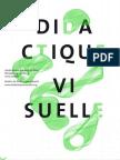 Livret présentation atelier de Didactique visuelle de la Haute école des arts du Rhin
