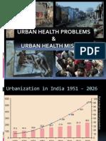 URBAN HEALTH PROBLEMS & NUHM