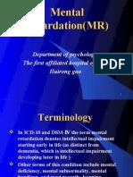 2mental Retardation