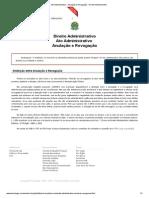 Ato Administrativo - Anulação e Revogação - Direito Administrativo