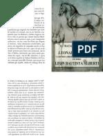 Da Vinci Tratados de Pintura Booklet