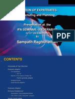 Expatriate Taxation - Sampath Raghunathan.ppt
