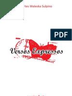 Livro Versos Expressos