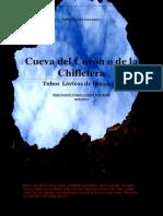 Tub volcanic de la Chifletera