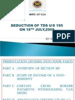 icai-mumbai- 18th july09 deduction of tds us195.pdf
