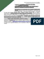 Colombia 2 - Moldeo de Contrato Suministro de Servicios