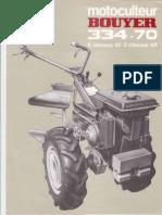 Bouyer 334.70 Brochure