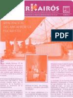 Merkairós Boletín Informativo Numero 2 de La Comunidad Merkabá Diócesis de Celaya