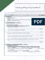 Espagnole Lettres