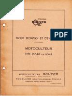 Bouyer 557BR Et 606R