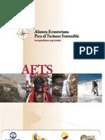 Presentación de la Alianza Ecuatoriana para el Turismo Sostenible