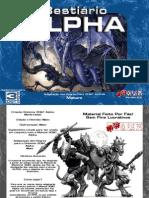 3d&t - bestiário alpha - versão - 2.6