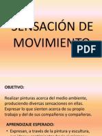 Sensacion de Movimiento