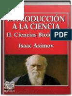 ASIMOV, Isaac - Nueva guía Asimov de la ciencia 02 (Ciencias Biologicas)