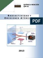 Radiactividad y Emisiones Atómicas