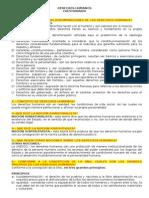 Cuestionario Derechos Humanos ( Ier Pacial)