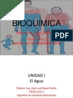 Apuntes de Bioquimica Unidad I