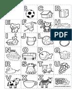 Alfabeto Com Figuras