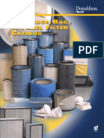 Torit Replacement Filters Catalog