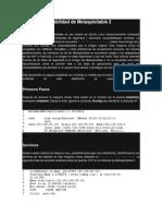 Guía de Explotabilidad de Metasploitable 2