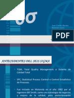 Presentacion Six Sigma Def