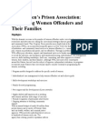 Issues Prison & women.doc