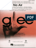 Glee - No Air (SATB).pdf
